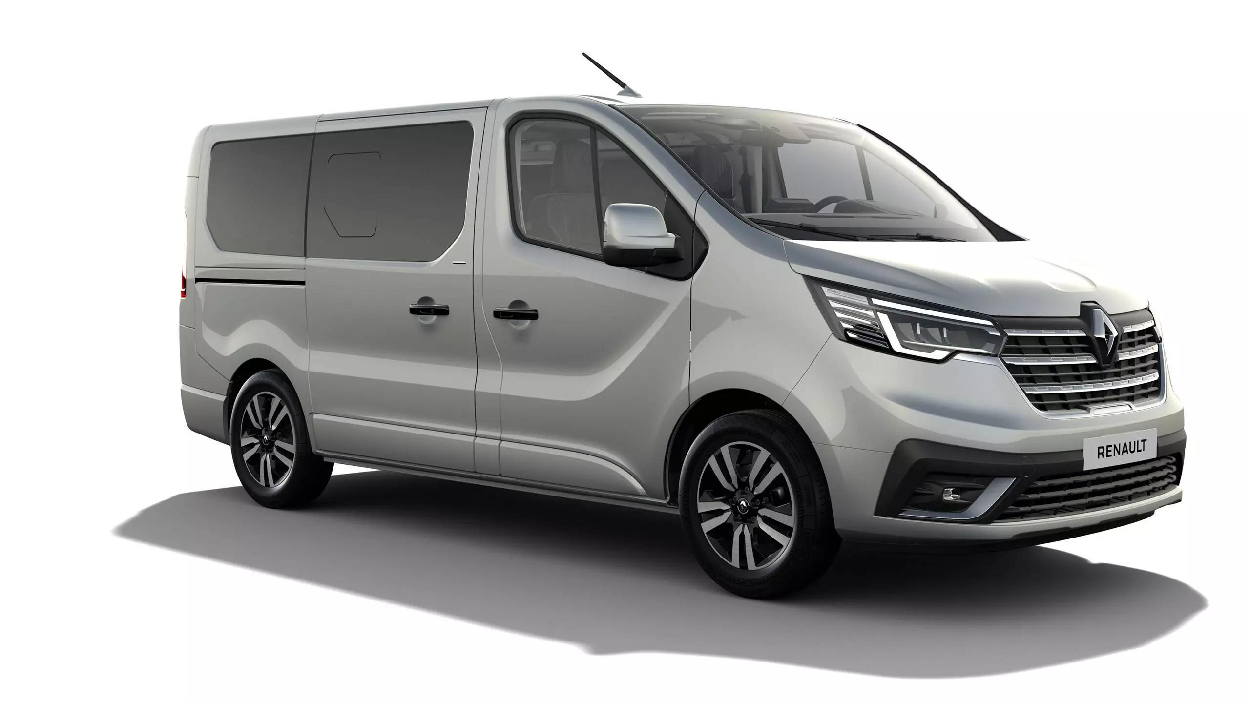 Renault TRAFIC Passenger Latest Offers
