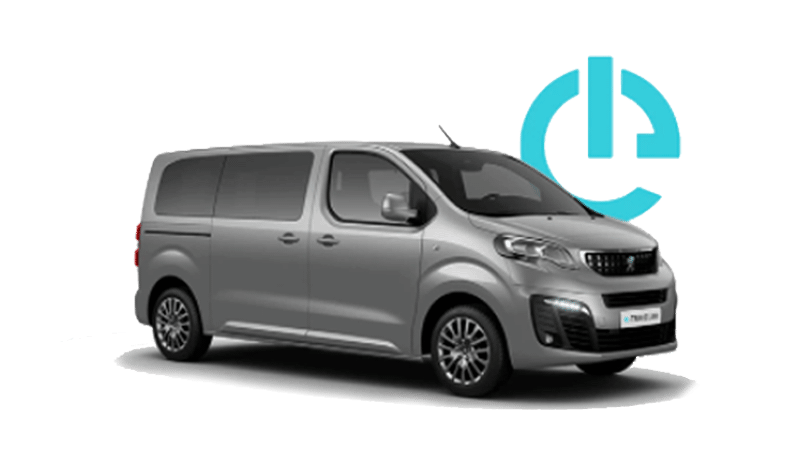 New Peugeot e-Traveller from £4,499 Advance Payment