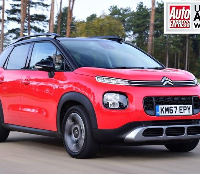 Citroen C3 Aircross Wins Auto Express Used Car of the Year 2021