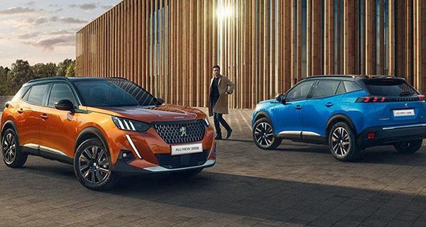 Peugeot New Cars