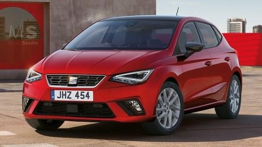 New SEAT Ibiza Personal Contract Hire Offer