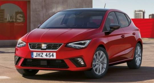 New SEAT Ibiza - Business Contract Hire