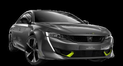 508 PSE HYBRID 360CH E-EAT8 4WD