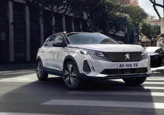 Peugeot New 3008 Hybrid 4