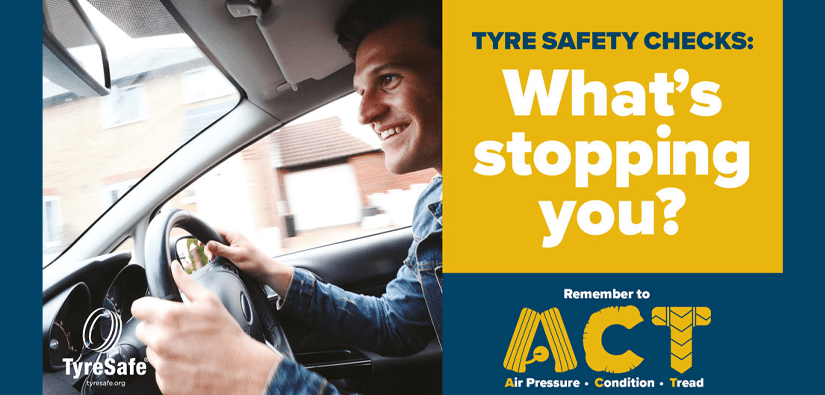 Tyre Safety Month 2021