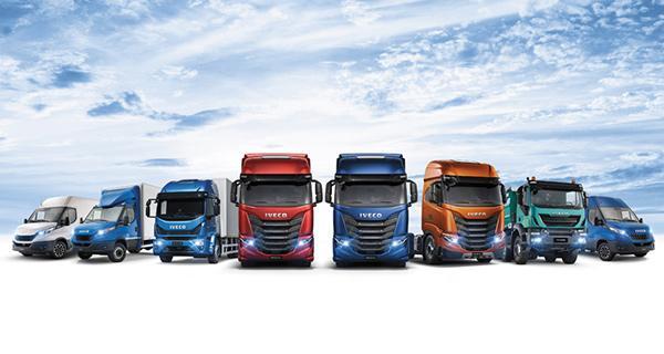 Iveco New Commercials