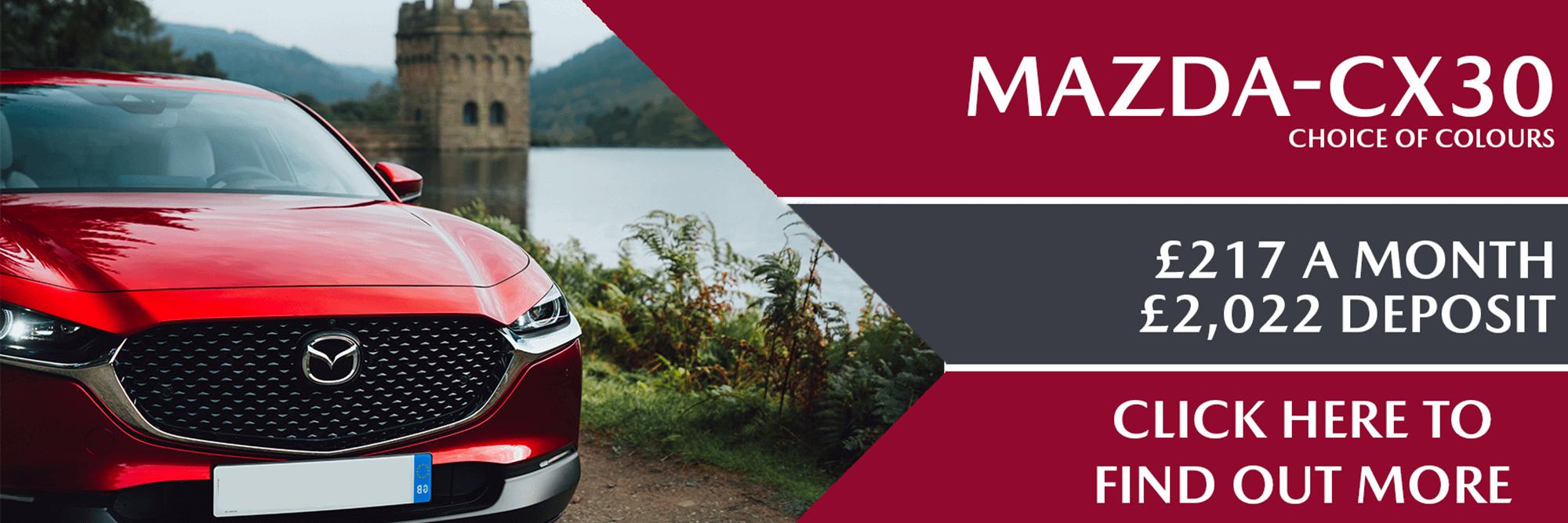 Mazda CX-30 Offers